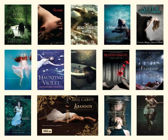 Young Adult Book Covers with Beautiful, Dead Girls