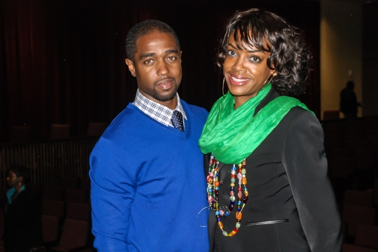 Mrs. Right Seminar with Tony Gaskins, Author