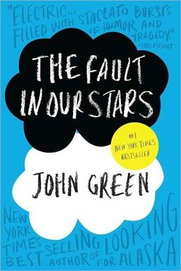 Published in January 2012, The Fault in Our Stars is John Green's fourth solo novel.[Image from  http://img1.imagesbn.com]