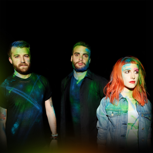 Times have changed since Brand New Eyes, and Tennessee pop-punkers Paramore are back with a new sound.[Image from http://2.bp.blogspot.com]